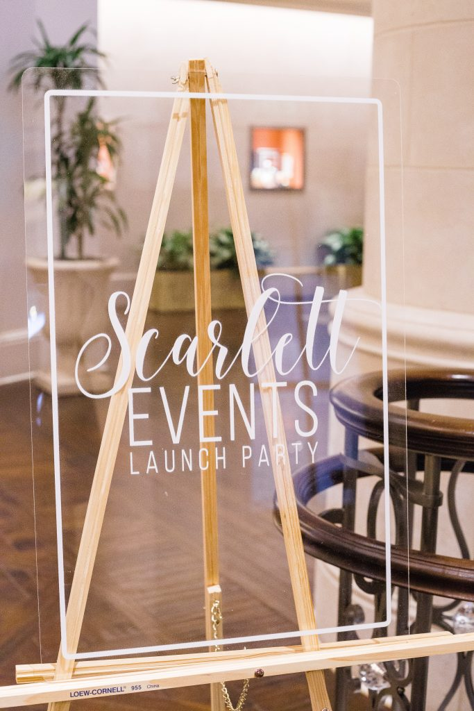 Scarlett Events Party in a Box | Launch Party