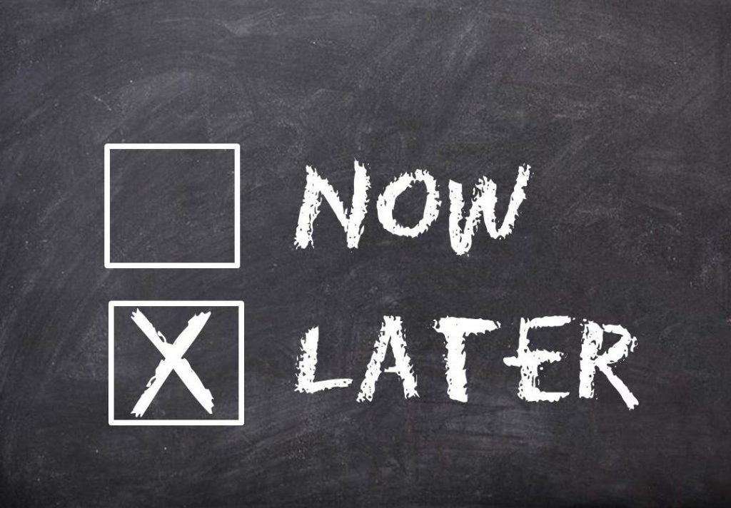 5 Simple Ways to Stop Procrastinating